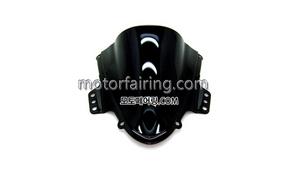 스크린/레이싱/이리듐/클리어/스모그/Suzuki GSX-R1000 05-06 Black 15