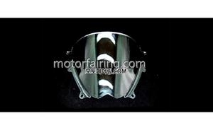스크린/레이싱/이리듐/클리어/스모그/Suzuki GSX-R1000 07-08 Clear 15