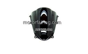 스크린/레이싱/이리듐/클리어/스모그/Suzuki GSX-R1000 09-10 Black 15