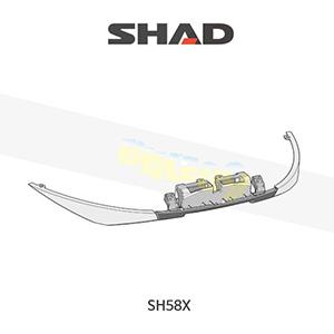 SHAD 샤드 탑케이스 SH58X 보수용 리플렉터 렌즈 D1B58CAR