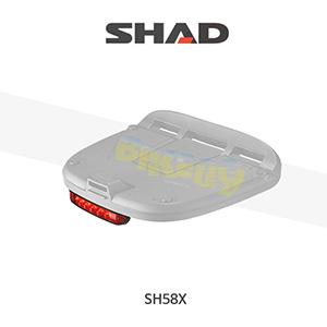 SHAD 샤드 탑케이스 SH58X 옵션 LED 스톱라이트 미니 D0B29KL