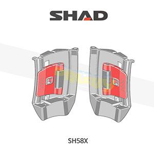 SHAD 샤드 탑케이스 SH58X 보수용 익스펜더블 메커니즘 D1B59MEALR