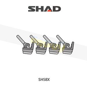 SHAD 샤드 탑케이스 SH58X 보수용 리드 고무 200799R