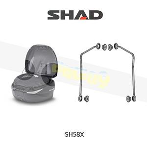 SHAD 샤드 탑케이스 SH58X 보수용 리드 스톱 스트랩 D1B6TIR
