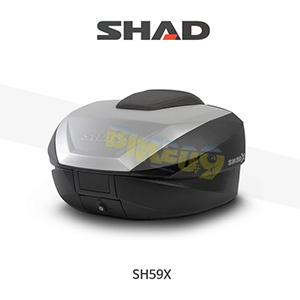SHAD 샤드 탑케이스 SH59X 기본사양 (알루미늄) D059100