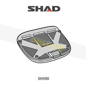 SHAD 샤드 탑케이스 SH59X 보수용 플레이트 D1B48PAR