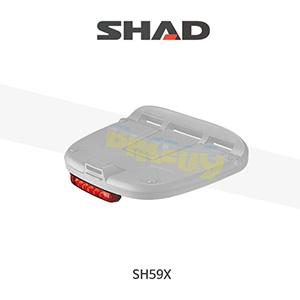 SHAD 샤드 탑케이스 SH59X 옵션 LED 스톱라이트 미니 D0B29KL