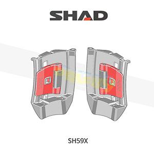 SHAD 샤드 탑케이스 SH59X 보수용 익스펜더블 메커니즘 D1B59MEALR