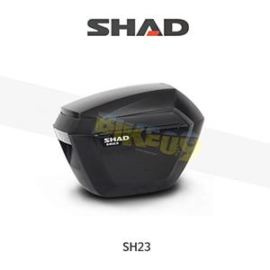 SHAD 샤드 싸이드 케이스 SH23 3P SYSTEM 기본사양 (무광 검정) D0B23100