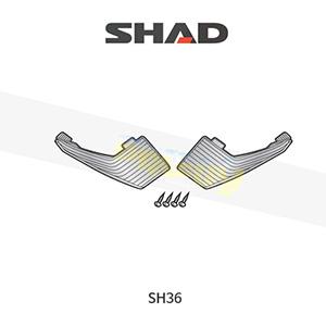 SHAD 샤드 싸이드 케이스 SH36 보수용 리플렉터 렌즈 (화이트) D1B361CAR