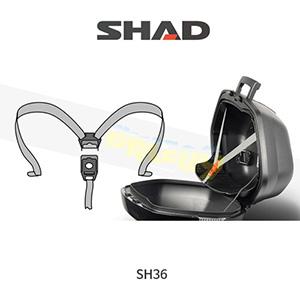 SHAD 샤드 싸이드 케이스 SH36 보수용 플렉시블 스트랩 D1B36CGR