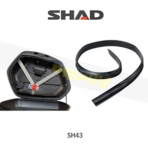 SHAD 샤드 싸이드 케이스 SH43 보수용 박스 씰 가스켓 400269/1R