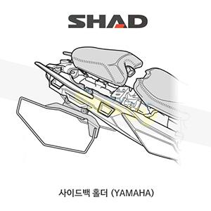 SHAD 샤드 사이드백 홀더 야마하 YAMAHA MT09 트레이서 (13-19) Y0TR98SE