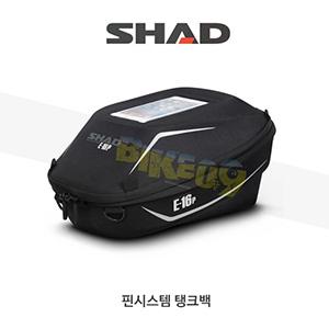 SHAD 샤드 핀시스템 탱크백 E-16P X0SE16P