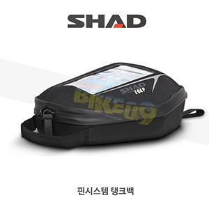 SHAD 샤드 핀시스템 스몰 탱크백 E-04P X0SE04P