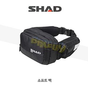SHAD 샤드 소프트백 허리팩 SL03 X0SL03