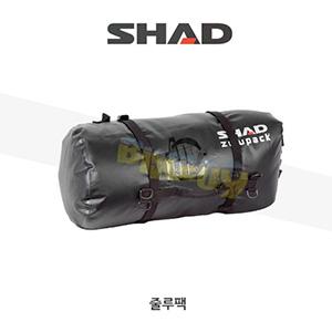 SHAD 샤드 줄루팩 SW38 블랙 W0SB38