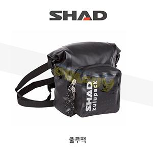 SHAD 샤드 줄루팩 SW05 블랙 W0SB05