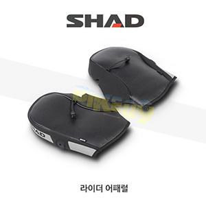 SHAD 샤드 라이더 어패럴 핸드 머프/토시 X0SR00
