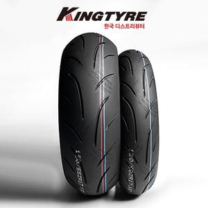 180/55-17 오토바이 타이어 신코