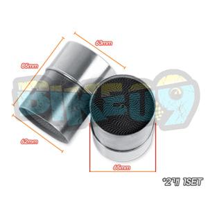 아크라포빅 FJR1300 (01-14), ZZR1400 (12-16) 촉매 - 아크라 포빅 오토바이 머플러 촉매 P-KAT-035