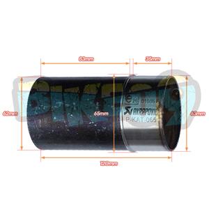 아크라포빅 G310R (17-) 촉매 - 아크라 포빅 오토바이 머플러 촉매 P-KAT-065