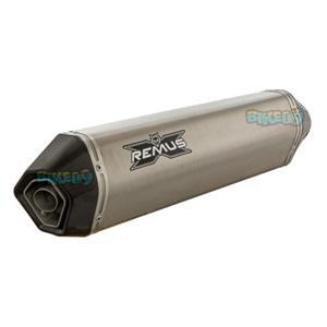 레무스 레이싱 Exhaust 헥사곤 for 야마하 T-맥스 500 (04-07) -  베스파 오토바이 튜닝 머플러 REM43027S