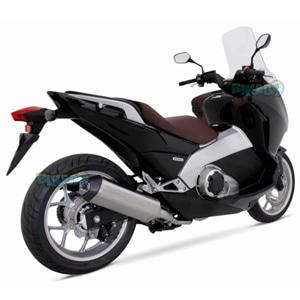 레무스 레이싱 Exhaust for 혼다 안테그라 700 i.e.-  베스파 오토바이 튜닝 머플러 REM43021S