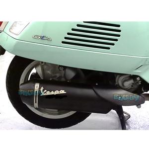 피아지오 레이싱 Exhaust for 베스파 GTS/GTS 슈퍼/GTV 300ccm HPE (20-) 유로5 -  베스파 오토바이 튜닝 머플러 PI020151