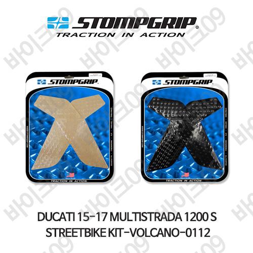 두카티 15-17 멀티스트라다 1200 S STREETBIKE KIT-VOLCANO-0112 스텀프 테크스팩 오토바이 니그립 패드