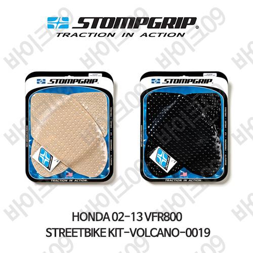 혼다 02-13 VFR800 STREETBIKE KIT-VOLCANO-0019 스텀프 테크스팩 오토바이 니그립 패드