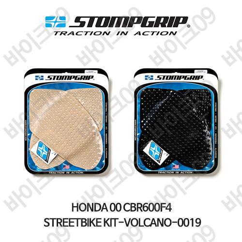 혼다 00 CBR600F4 STREETBIKE KIT-VOLCANO-0019 스텀프 테크스팩 오토바이 니그립 패드