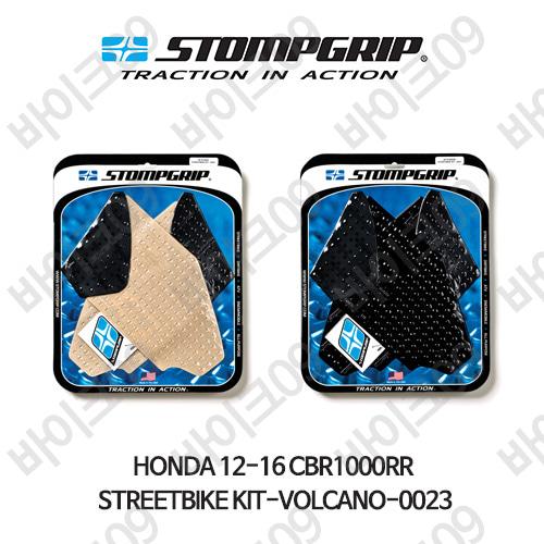 혼다 12-16 CBR1000RR STREETBIKE KIT-VOLCANO-0023 스텀프 테크스팩 오토바이 니그립 패드