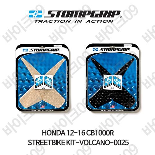 혼다 12-16 CB1000R STREETBIKE KIT-VOLCANO-0025 스텀프 테크스팩 오토바이 니그립 패드
