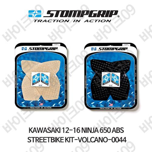 가와사키 12-16 닌자 650 ABS STREETBIKE KIT-VOLCANO-0044 스텀프 테크스팩 오토바이 니그립 패드