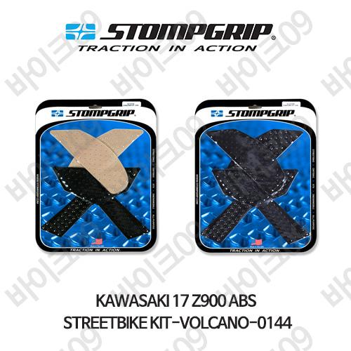 가와사키 17 Z900 ABS STREETBIKE KIT-VOLCANO-0144 스텀프 테크스팩 오토바이 니그립 패드