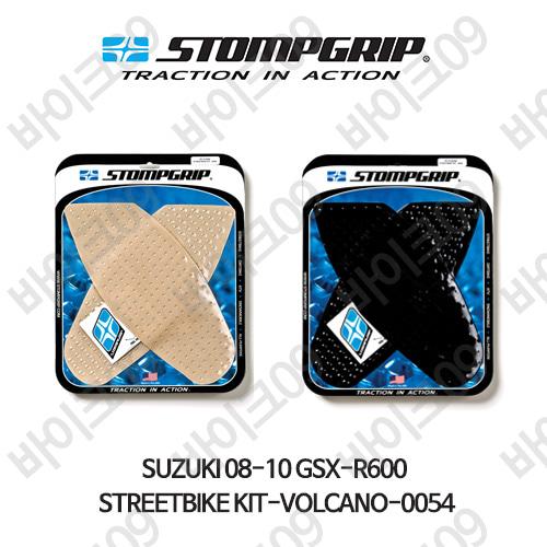 스즈키 08-10 GSX-R600 STREETBIKE KIT-VOLCANO-0054 스텀프 테크스팩 오토바이 니그립 패드