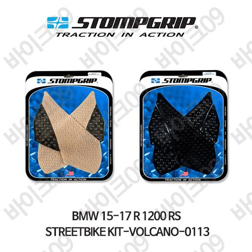 BMW 15-17 R1200RS STREETBIKE KIT-VOLCANO-0113 스텀프 테크스팩 오토바이 니그립 패드