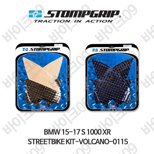 BMW 15-17 S1000XR STREETBIKE KIT-VOLCANO-0115 스텀프 테크스팩 오토바이 니그립 패드