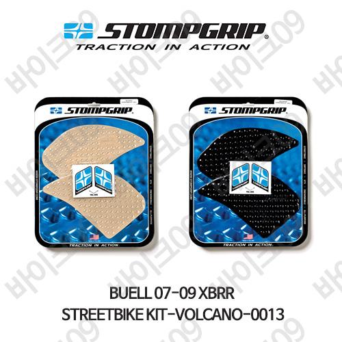 BUELL 07-09 XBRR STREETBIKE KIT-VOLCANO-0013 스텀프 테크스팩 오토바이 니그립 패드