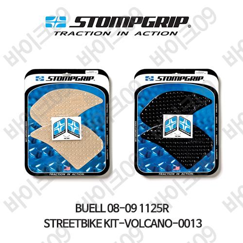 BUELL 08-09 1125R STREETBIKE KIT-VOLCANO-0013 스텀프 테크스팩 오토바이 니그립 패드