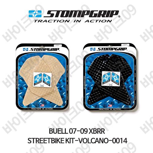 BUELL 07-09 XBRR STREETBIKE KIT-VOLCANO-0014 스텀프 테크스팩 오토바이 니그립 패드