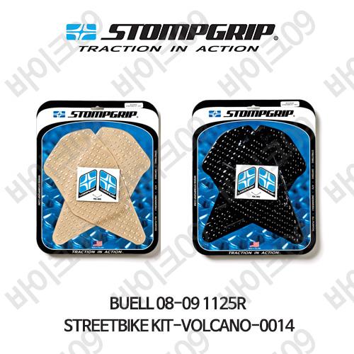 BUELL 08-09 1125R STREETBIKE KIT-VOLCANO-0014 스텀프 테크스팩 오토바이 니그립 패드