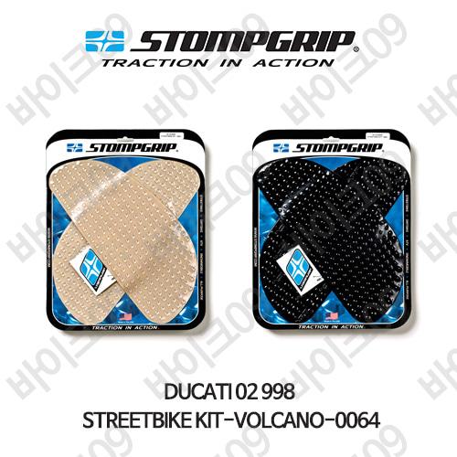두카티 02 998 STREETBIKE KIT-VOLCANO-0064 스텀프 테크스팩 오토바이 니그립 패드