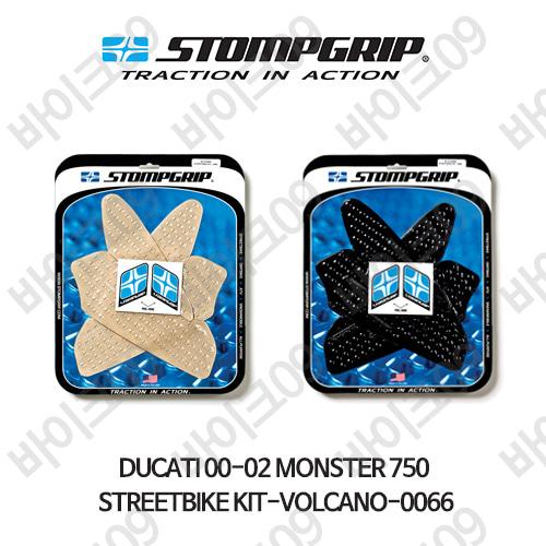 두카티 00-02 몬스터750 STREETBIKE KIT-VOLCANO-0066 스텀프 테크스팩 오토바이 니그립 패드