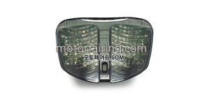 테일라이트/데루등/Suzuki GSX-R600750 2006-2007 Tail Light Smoke 30
