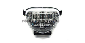 테일라이트/데루등/Suzuki GSX-R600750 2000-2003 GSX-R1000 2001-2002 Tail Light Clear 30