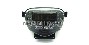 테일라이트/데루등/Suzuki GSX-R600750 2000-2003 GSX-R1000 2001-2002 Tail Light Smoke 30