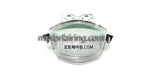 테일라이트/데루등/Kawasaki Ninja 650RER-6nER-6f 2006-2008 Tail Light Clear 30