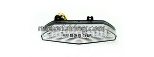 테일라이트/데루등/Kawasaki ZX-6R 2007-2008 Tail Light Clear 30